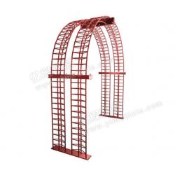 1.平板型网壳构件