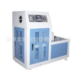 CDW-100冲击试验低温仪,零下100度冲击试样低温仪