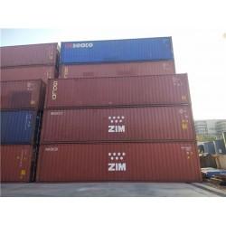 天津二手集装箱 冷藏箱 全新集装箱出售 箱型全 价格低