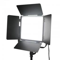 背景用平板式柔光灯 40w演播室GXLED40WP平板灯