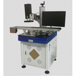 光纤视觉激光打标机