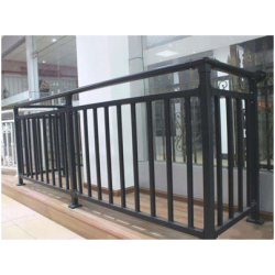 华禹湖北厂家阳台护栏批发露台防护栏不生锈