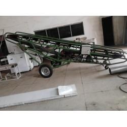 传送输送机 悬空皮带输送机 粮食玉米传送机