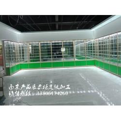 南京专业手办玻璃展柜