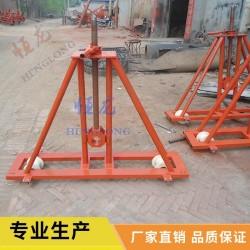 轨道式放线架导线架放线盘轨道式电缆放线支架