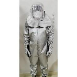 紫外线防护服,WKM-1UV涂层防护服,紫外线防护服图片