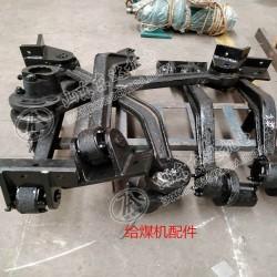 给煤机曲轴GLW800/11/S往复式给煤机配件曲柄连杆