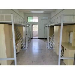 惠州职员上床下桌组合床工厂宿舍公寓床厂家供应批发