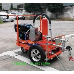 陇南市小型手推式60沥青灌缝机全自动热熔釜路面裂缝修补机金尊