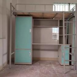 广东学生宿舍公寓床宿舍组合床优质实惠就找东莞康胜