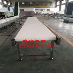 食品输送机食品皮带输送机产品包装分拣线厂家