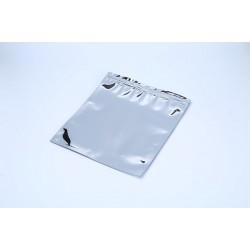 上海销售镀铝阴阳自封袋 印刷镀铝包装袋 电池镀铝塑料袋