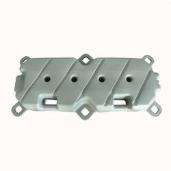 HDPE维护通道浮力,浮动式光伏支架系统