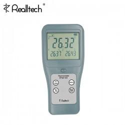 RTM1103热电偶高温计0.01高分辨率3通道温度检测仪