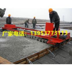 内江市全自动混凝土铺路机砼地面滚轴式摊铺机混泥土街道平摊机