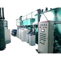 常州研磨废水处理设备_超声波清洗废水设备