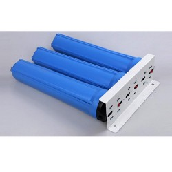 避难硐室用三级过滤器 硐室压风三级过滤装置