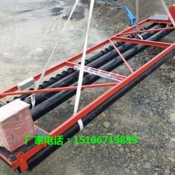 三辊轴混凝土摊铺机金尊滚筒式摊铺机支持定做摊铺机厂家