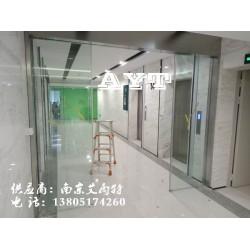 钢化玻璃门加工南京艾雨特