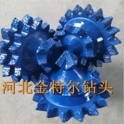 水井311mm钢齿牙轮钻头 江汉橡胶密封钻头