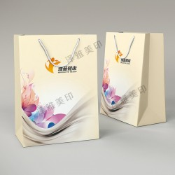 荆州广告手提袋印刷环保手提袋礼品购物手提袋定制纸袋印刷