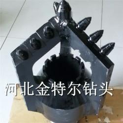 地质矿山四翼刮刀钻头 合金刮刀 复合片三翼刮刀