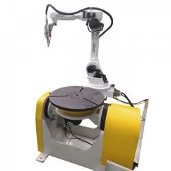 金属制品焊接机器人焊缝成型美观