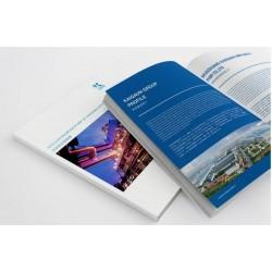 孝感企业宣传册定制纪念册印刷高档画册印刷