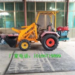 四驱多功能铲车养殖专用小型装载机小型铲车装载机金尊