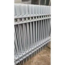 组装式镀锌静电喷涂栏杆安装定做实用不贵