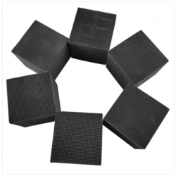 生产销售各种气体净化烟气处理废气处理工业用途蜂窝炭