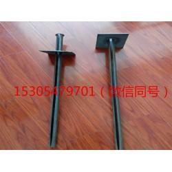40*2米缝管式锚杆  43*1.8开缝式锚杆