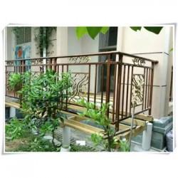 阳台护栏定做厂家 阳台栏杆订做生产厂家批