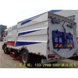 宜昌城市扫地车价格图片厂家