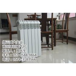 盛大实业品质保证(图),济南散热器厂家,散热