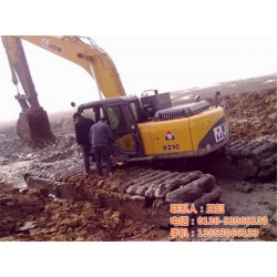 润泽机械(图) 加长臂挖掘机租赁 加长臂挖掘