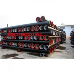 银州自来水工程用球墨铸铁管供应商
